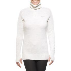 Bergans Ulriken Suéter Mujer, white mel